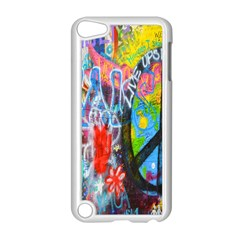 The Sixties Apple Ipod Touch 5 Case (white) by TheWowFactor