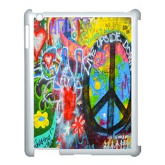 The Sixties Apple Ipad 3/4 Case (white) by TheWowFactor