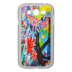 The Sixties Samsung Galaxy Grand Duos I9082 Case (white) by TheWowFactor