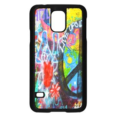 The Sixties Samsung Galaxy S5 Case (black) by TheWowFactor