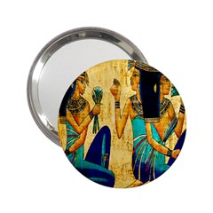 Egyptian Queens Handbag Mirror (2 25 ) by TheWowFactor