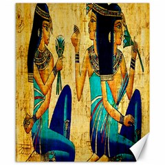 Egyptian Queens Canvas 8  X 10  (unframed) by TheWowFactor