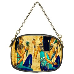 Egyptian Queens Chain Purse (one Side) by TheWowFactor