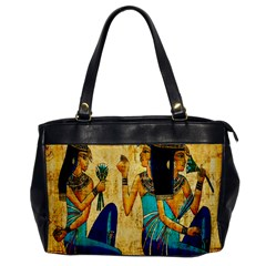 Egyptian Queens Oversize Office Handbag (one Side)