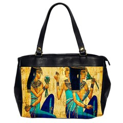 Egyptian Queens Oversize Office Handbag (two Sides)