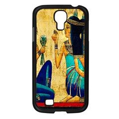 Egyptian Queens Samsung Galaxy S4 I9500/ I9505 Case (black) by TheWowFactor