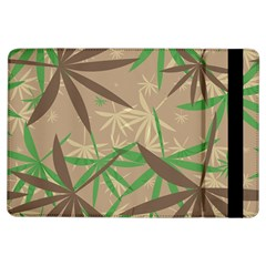 Leaves 	apple Ipad Air Flip Case by LalyLauraFLM