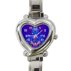 Insect Heart Italian Charm Watch