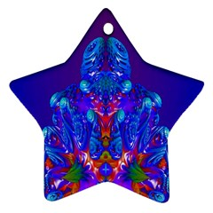 Insect Star Ornament (two Sides) by icarusismartdesigns