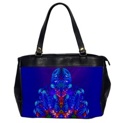 Insect Oversize Office Handbag (one Side) by icarusismartdesigns