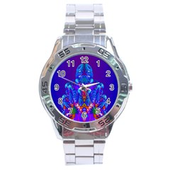 Insect Stainless Steel Watch by icarusismartdesigns