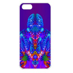 Insect Apple Iphone 5 Seamless Case (white) by icarusismartdesigns