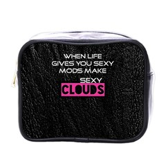 When Life Gives You Sexy Mods  Mini Travel Toiletry Bag (one Side)