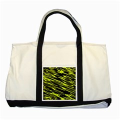 Camouflage Two Tone Tote Bag