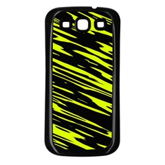 Camouflage Samsung Galaxy S3 Back Case (black) by LalyLauraFLM