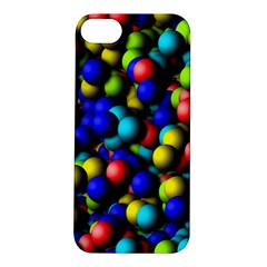 Colorful Balls Apple Iphone 5s Hardshell Case by LalyLauraFLM