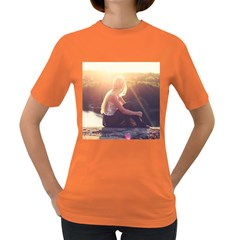 Boho Blonde Women s T Shirt (colored)