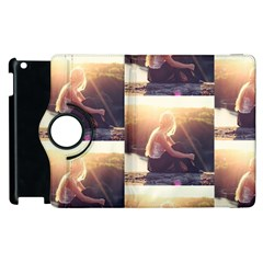 Boho Blonde Apple Ipad 3/4 Flip 360 Case