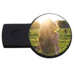 Sophia 4gb Usb Flash Drive (round) by boho