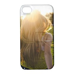 Sophia Apple Iphone 4/4s Hardshell Case With Stand by boho