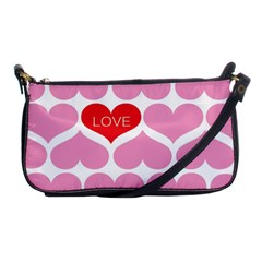 One Love Evening Bag