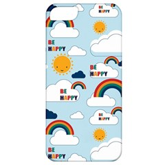 Be Happy Repeat Apple Iphone 5 Classic Hardshell Case by Kathrinlegg