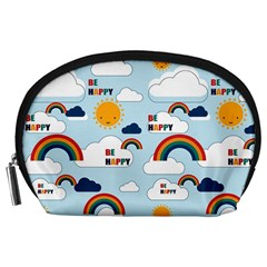 Be Happy Repeat Accessory Pouch (large)