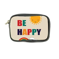 Be Happy Coin Purse by Kathrinlegg