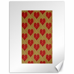 Sparkle Heart  Canvas 18  X 24  (unframed) by Kathrinlegg