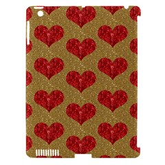Sparkle Heart  Apple Ipad 3/4 Hardshell Case (compatible With Smart Cover) by Kathrinlegg