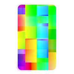 Colorful Gradient Shapes Memory Card Reader (rectangular) by LalyLauraFLM
