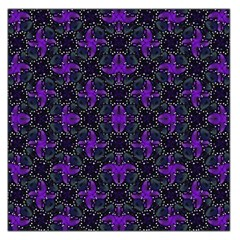 Luxury Pattern Print Large Satin Scarf (square) by dflcprintsclothing