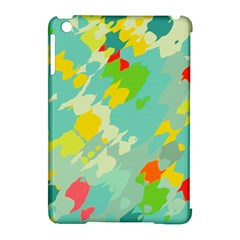 Smudged Shapes Apple Ipad Mini Hardshell Case (compatible With Smart Cover) by LalyLauraFLM