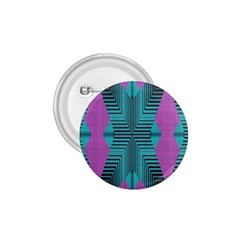 Tribal Purple Rhombus 1 75  Button by LalyLauraFLM
