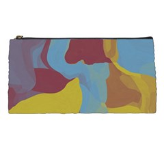Watercolors Pencil Case by LalyLauraFLM
