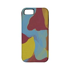 Watercolors Apple Iphone 5 Classic Hardshell Case (pc+silicone) by LalyLauraFLM