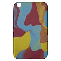 Watercolors Samsung Galaxy Tab 3 (8 ) T3100 Hardshell Case  by LalyLauraFLM