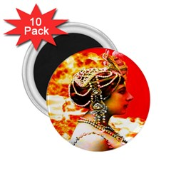 Mata Hari 2 25  Magnet (10 Pack) by icarusismartdesigns