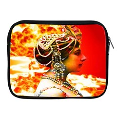 Mata Hari Apple Ipad 2/3/4 Zipper Case by icarusismartdesigns