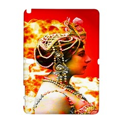Mata Hari Samsung Galaxy Note 10 1 (p600) Hardshell Case by icarusismartdesigns