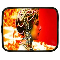 Mata Hari Netbook Case (xxl) by icarusismartdesigns