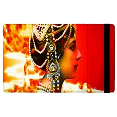 Mata Hari Apple Ipad 2 Flip Case by icarusismartdesigns