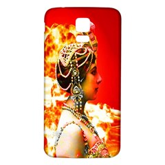 Mata Hari Samsung Galaxy S5 Back Case (white) by icarusismartdesigns