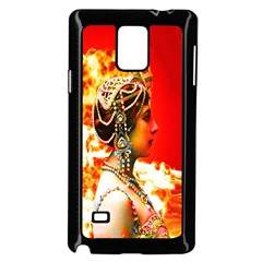 Mata Hari Samsung Galaxy Note 4 Case (black)