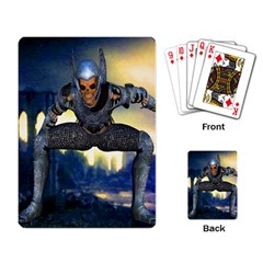 Wasteland Playing Cards Single Design by icarusismartdesigns