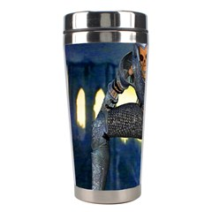 Wasteland Stainless Steel Travel Tumbler by icarusismartdesigns
