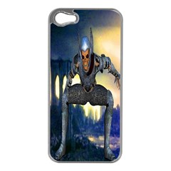 Wasteland Apple Iphone 5 Case (silver) by icarusismartdesigns