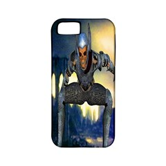 Wasteland Apple Iphone 5 Classic Hardshell Case (pc+silicone) by icarusismartdesigns
