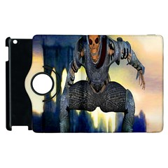 Wasteland Apple Ipad 3/4 Flip 360 Case by icarusismartdesigns