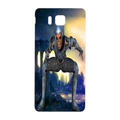 Wasteland Samsung Galaxy Alpha Hardshell Back Case by icarusismartdesigns